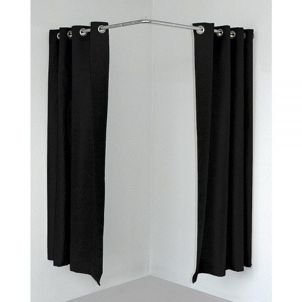 cortinas para vestier soydigital. Black Bedroom Furniture Sets. Home Design Ideas
