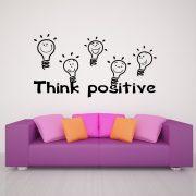 vinilo-decorativo-think-positive